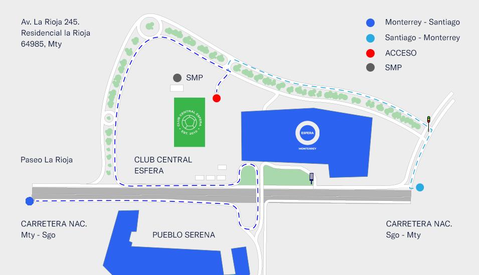 Club Central Esfera : Centro deportivo, Torneos de futbol